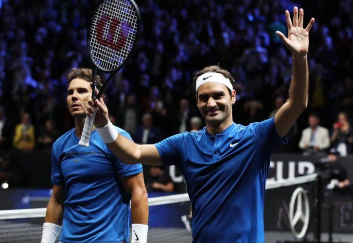 Tennis, Federer e Nadal insieme per un doppio stellare a Praga